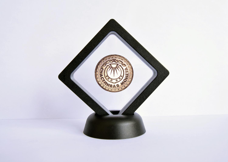 Подарочная рамка для монеты