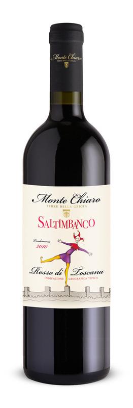 SALTIMBANCO Igt Toscana Rosso