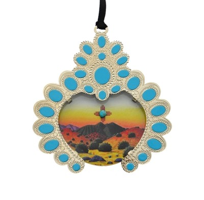 State Gem of New Mexico: Turquoise - 2016/2017