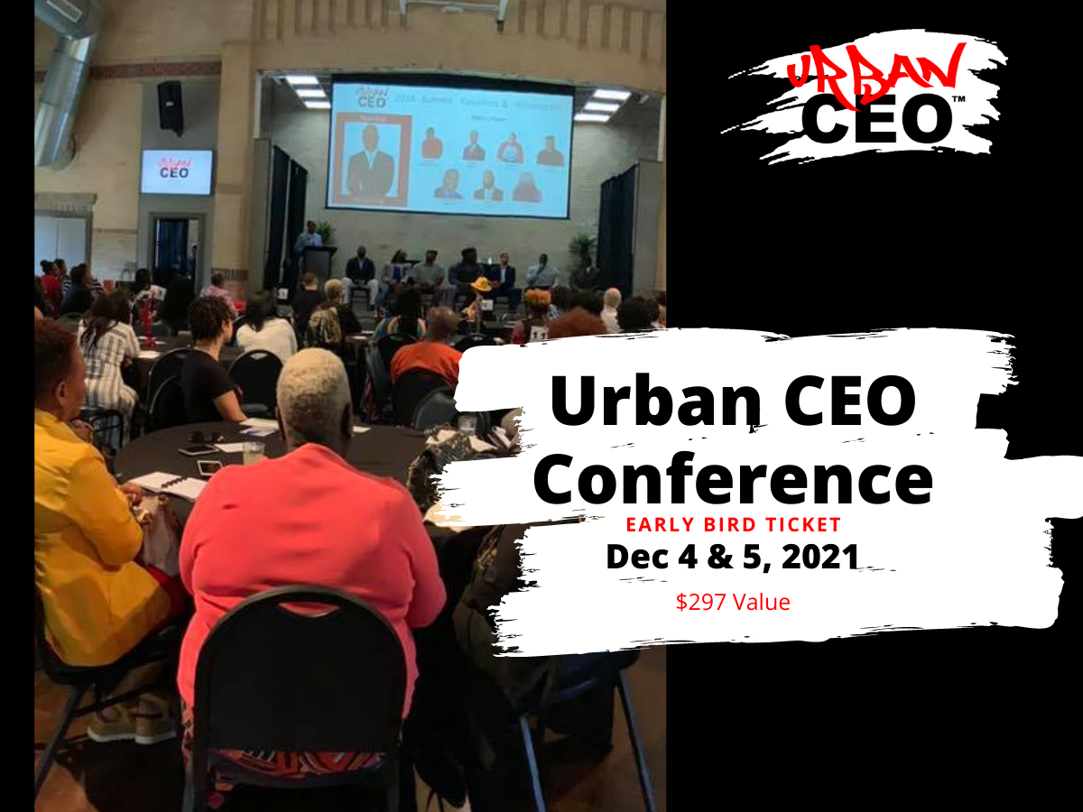 Urban CEO 3rd Annual Conference