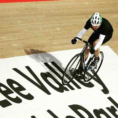 DEPOSIT: PURSUIT OF GLORY: TRACK CYCLING
