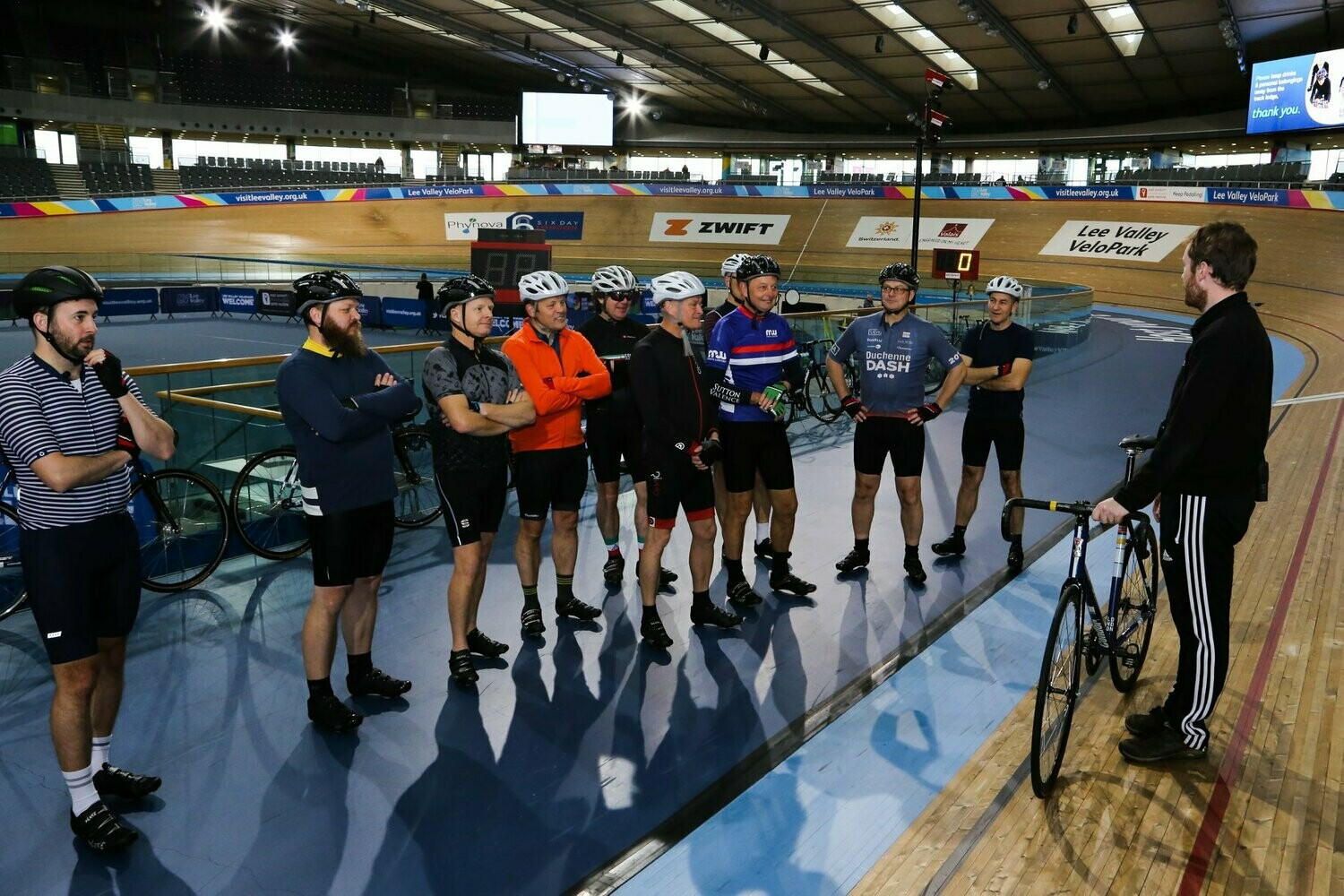 DEPOSIT: TRACK CYCLING Experience Day