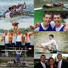 DEPOSIT: EXCLUSIVE VIP ROWING DAY HOSTED BY A   FRENCH OLYMPIC  ROWER - Three / Six People