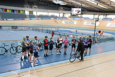 CORPORATE CSR TEAM BUILDING EXCLUSIVE TRACK CYCLING EXPERIENCE For up to 16 People