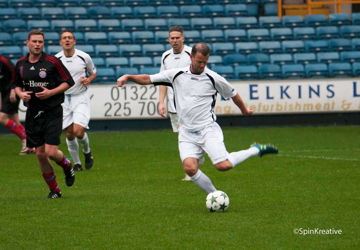 DEPOSIT: ONE SPORTING CITY: FOOTBALL LEGENDS DAY