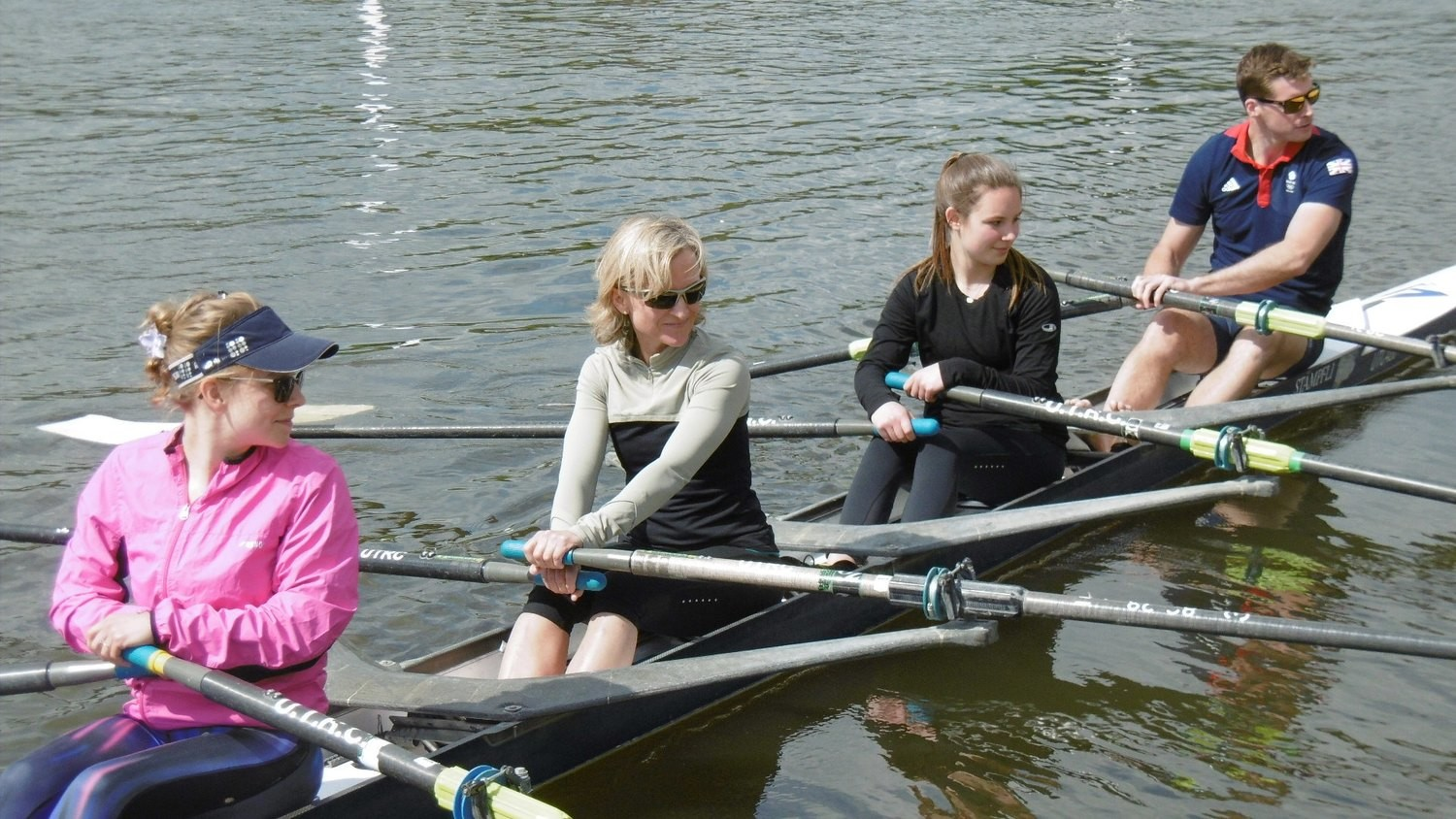 DEPOSIT: EXCLUSIVE VIP ROWING DAY HOSTED BY A GB GOLD MEDALIST - Three / Six People