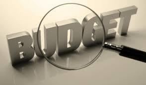 Tiffany Lakes Budget