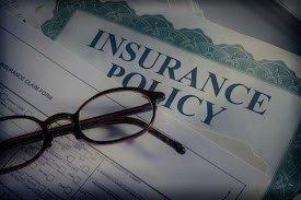 Voorheis Vale Insurance Certificate