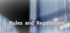 Stoneybrook Rules & Regulations