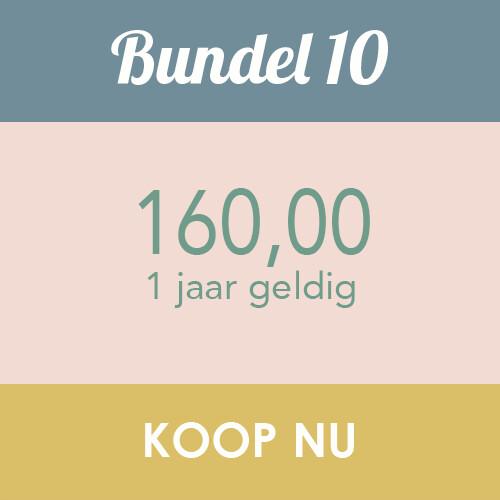 Bundel 10