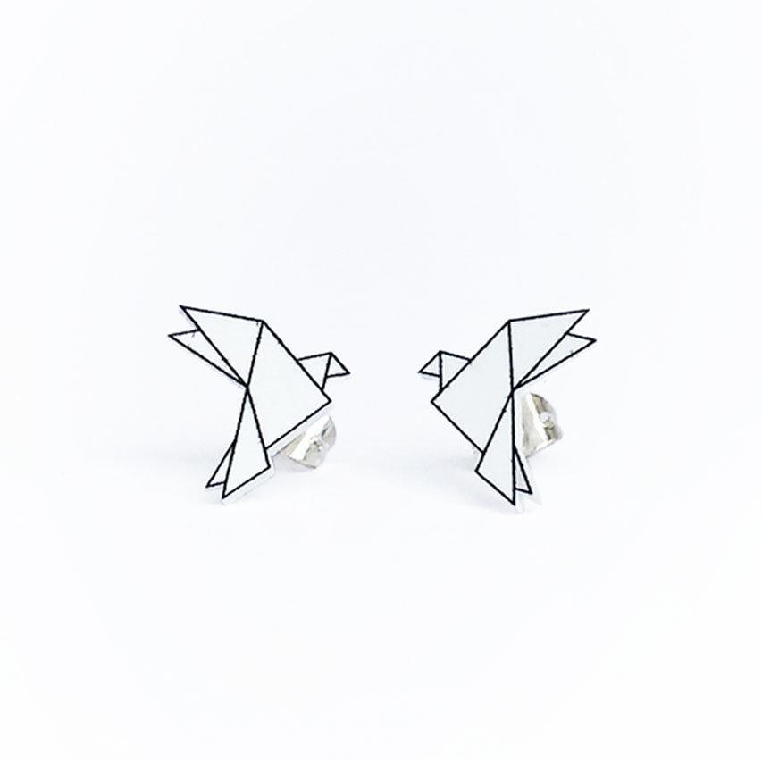 Origami Fly Coll. / Dove / White (UDGÅR!) ori_fly_dov_whi