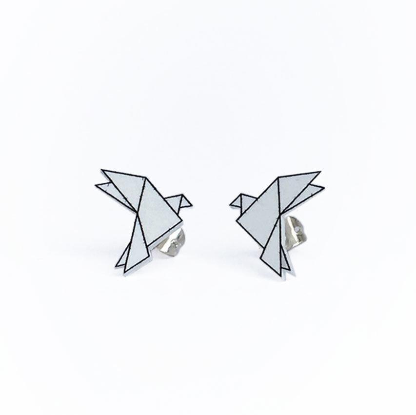 Origami Fly Coll. / Dove / Grey (UDGÅR!) ori_fly_dov_gre