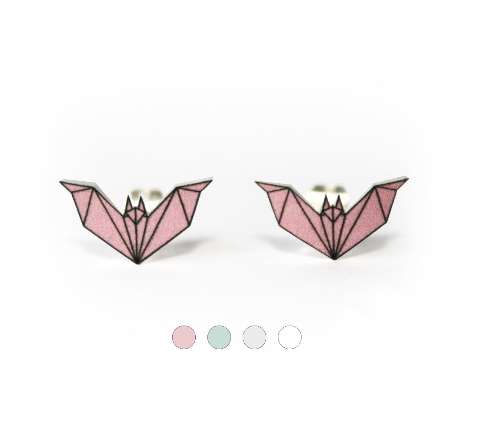 Origami Coll. / Bat / Dusty Rose (UDGÅR!) Ori_Bat_DuRo