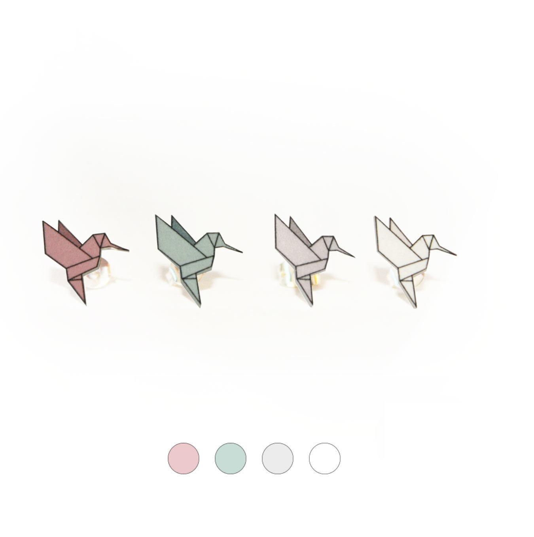 Origami Coll. / Hummingbird