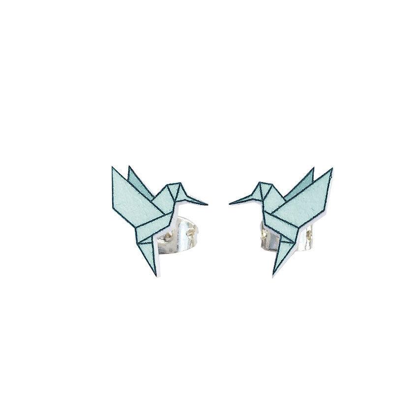 Origami Fly Coll. / Hummingbird / Dusty Mint UDSOLGT & UDGÅET! ori_fly_hum_dumi