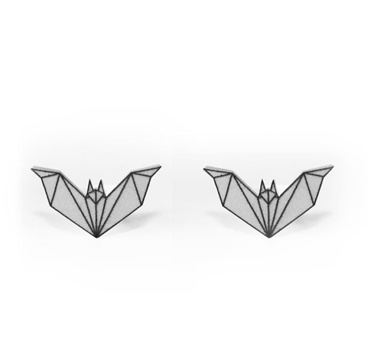 Origami Coll. / Bat / Grey (UDGÅR!) Ori_Bat_Gr