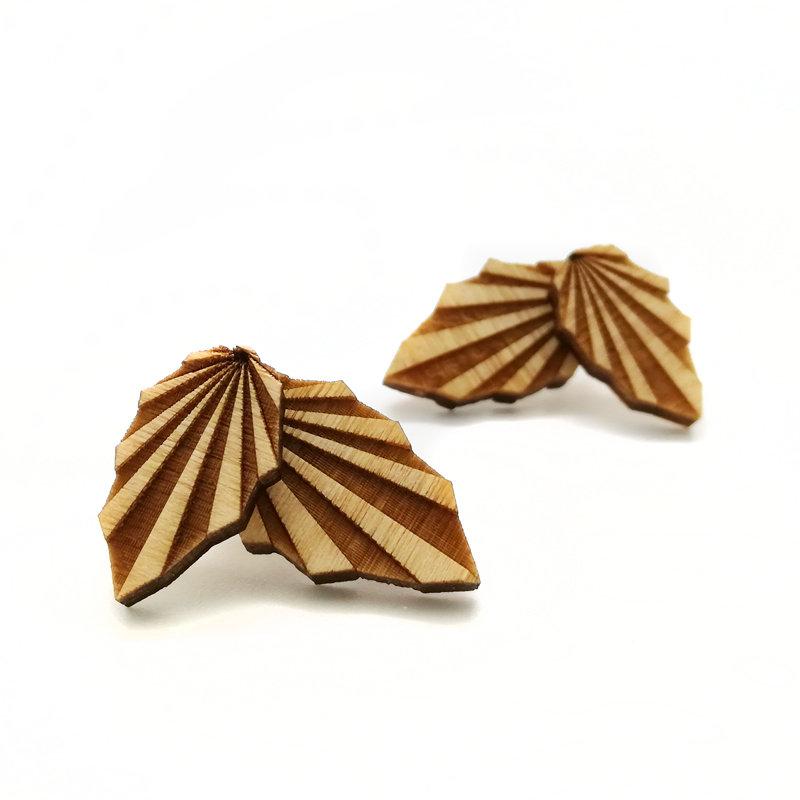 Origami Doppio / Wood / Beech / Nature OrDopWoBeNa