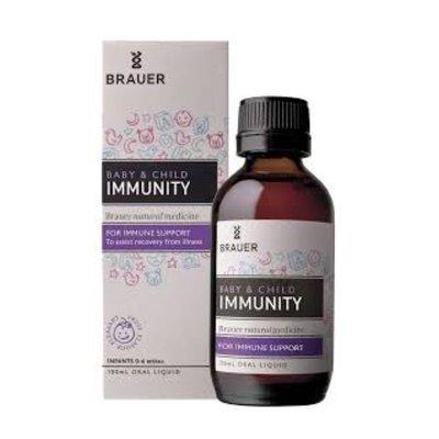 Siro tăng đề kháng Brauer Immunity