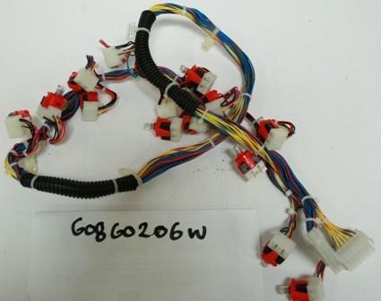 IGT Harness, SW PNL, 14 Button w/Double Up, W/S UR 60860206W