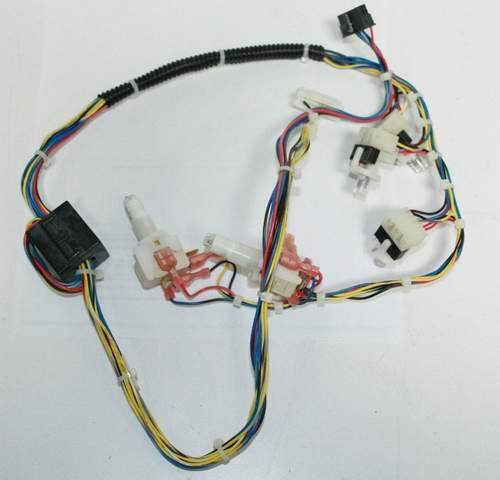 IGT Harness, Switch Panel 5 Button S_AVP 62311405W