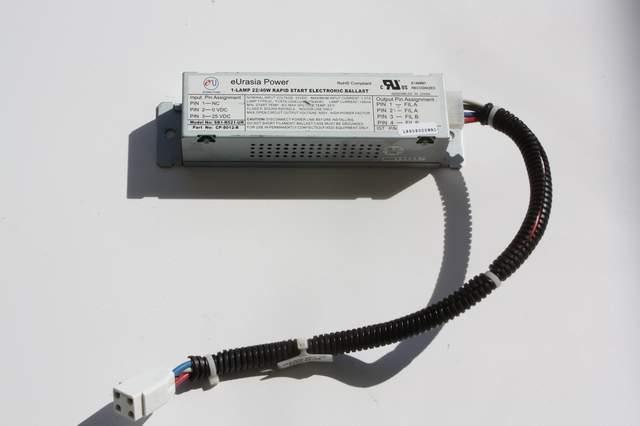 1-Lamp 22/40W Rapid Start Electronic Ballast 19508000WA1