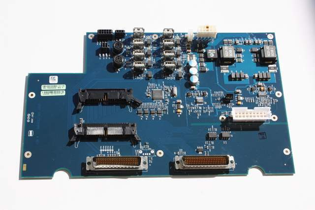 Atronic PCB Trimline AVP Backplane V2 Assembly (Atronic 7590890)