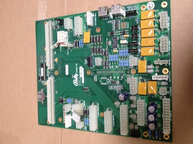 Bally Alpha Backplane Board (PCA40939-0-0)