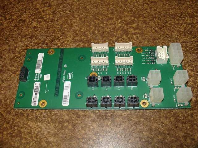 IGT PCB Distributor Board Trimline Top Box Assy (IGT 75830200)