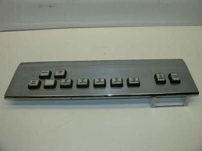 Bally Alpha Button Panel 101909-000P1