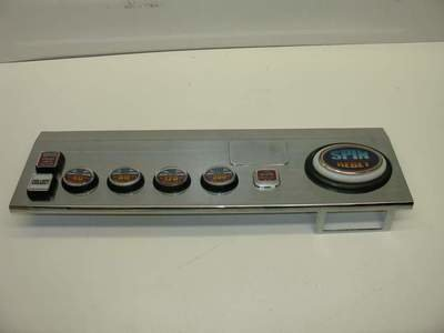 Bally Alpha Button Panel 203666-00AP1
