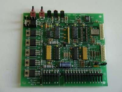 Bally S6000 Hopper Board