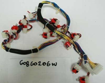 IGT Harness, SW PNL, 14 Button w/Double Up, W/S UR 60860206W