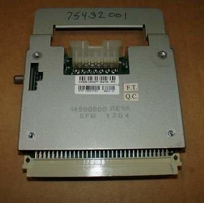 IGT I/O Board. Door [ IGT 75432001 and 14937701 ]