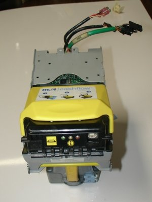 MEI 6602 Bill Validator Complete Assembly (600 note)