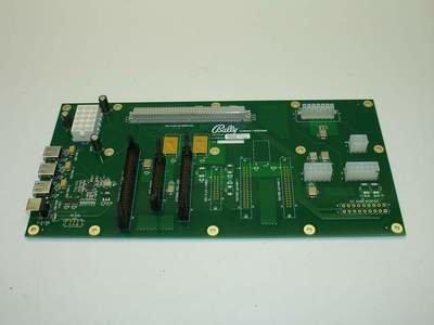 Bally Alpha 5 Reel Backplane Board (PCA 108129-0)
