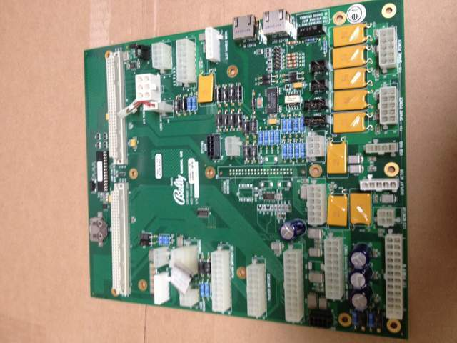Bally Alpha Backplane Board (PCA40939-0-0)