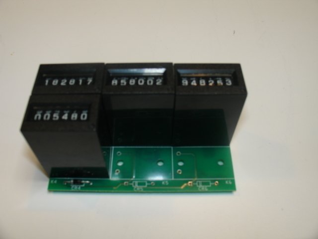 IGT Meter Assembly 5 X 1 (NEW) (IGT 75429802)