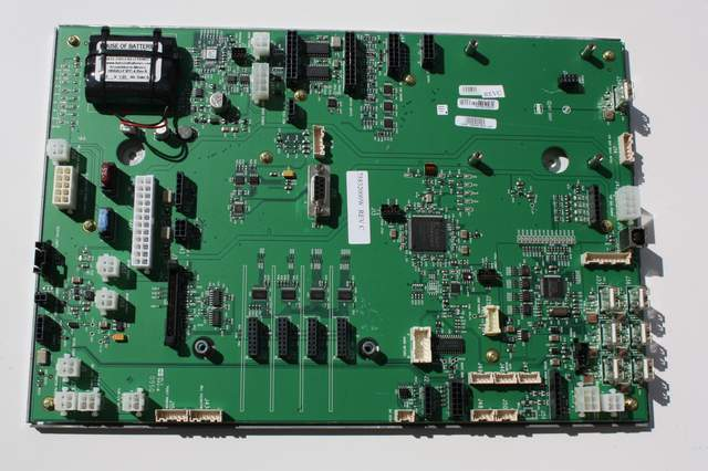 IGT PCB Wide Screen Dist & Controller V3 Assy (IGT 75832000W)