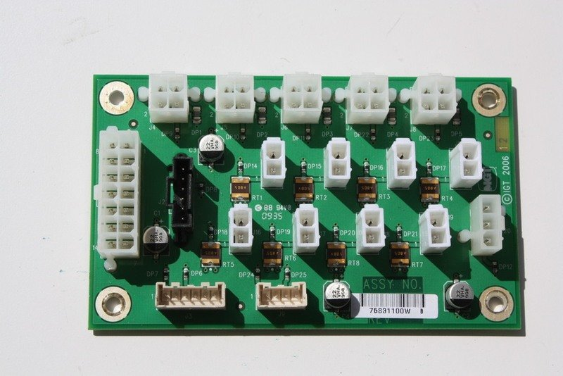 IGT PCB, DC Distribution MPPD Terminal (IGT 75831100W)