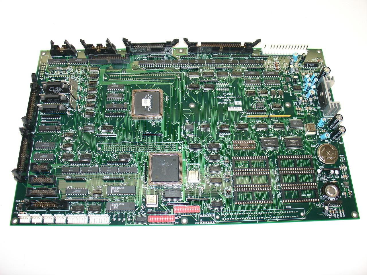 Sigma CPU (New) SG88M-2