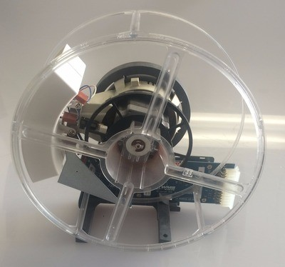 WMS BB1 3-Reel Mechanism [90mm-led-22 Stop] (20-018967-00-04)