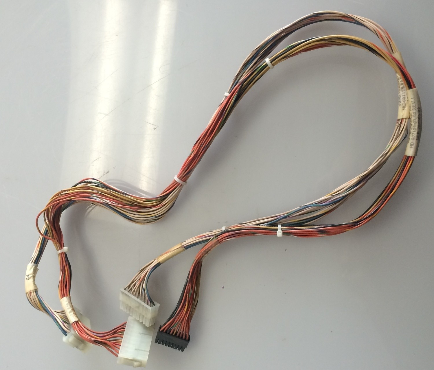 WMS BB1 Button Extension Harness (HD 007194-02-00) or (HD 007195-02-00)