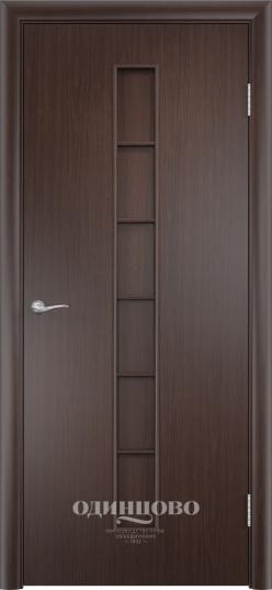 Межкомнатная ламинированная дверь Тип С-12 ДГ