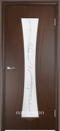 Межкомнатная дверь ПВХ Богемия ДО