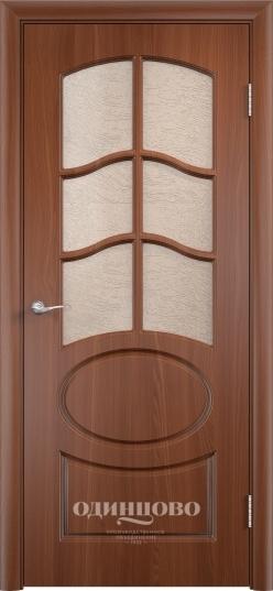 Межкомнатная дверь ПВХ Неаполь 2 ДО
