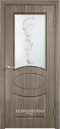 Межкомнатная дверь из скин экошпона Гера ДО ХФ Светлое