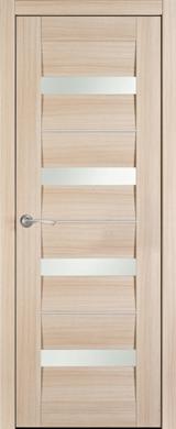 Дверное полотно Эрика 101 Беленый дуб