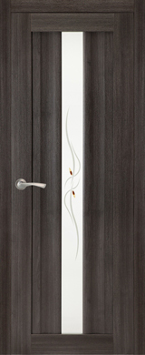 Дверное полотно Фрида 502 Венге