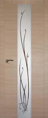 Дверное полотно Соммер 705Ш Дуб Неаполь