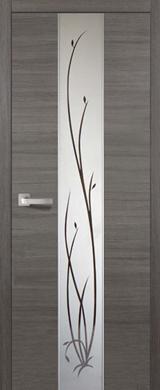Дверное полотно Соммер 708Ш Нордик серый